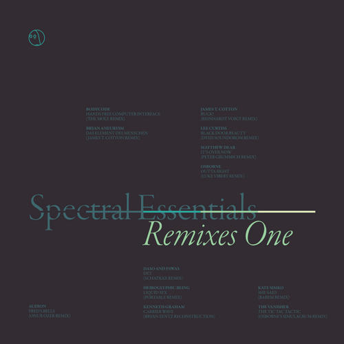 Album Art - Spectral Essentials: Remixes One
