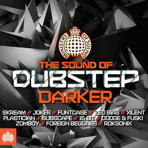 The Sound Of Dubstep Darker - Ministry Of Sound Album Art