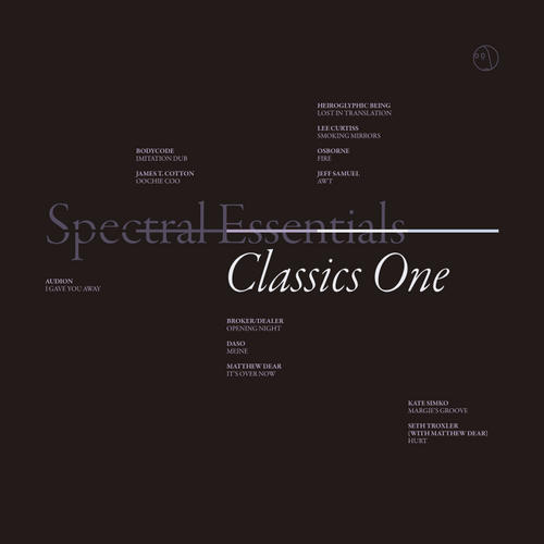 Album Art - Spectral Essentials: Classics One