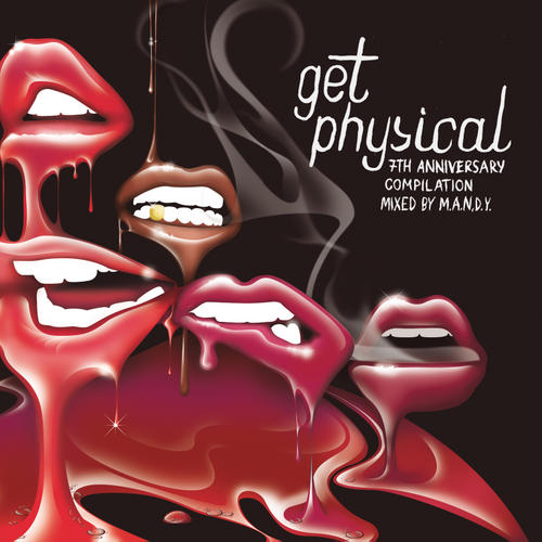 Album Art - Get Physical 7th Anniversary Compilation Mixed by M.A.N.D.Y. - Part 1