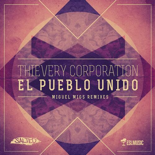 Album Art - El Pueblo Unido (Miguel Migs Remixes)