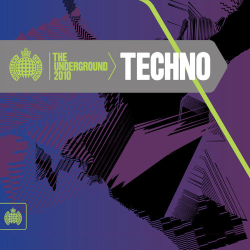 Album Art - The Underground 2010: Techno