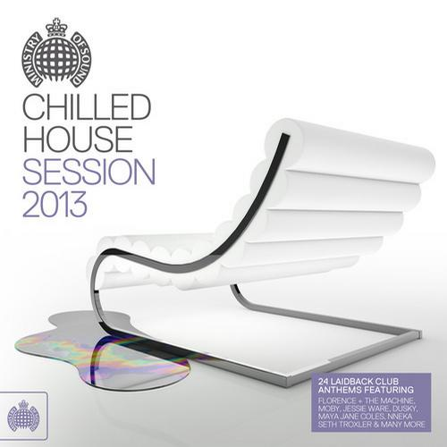 Album Art - Chilled House Session 2013 - Ministry of Sound