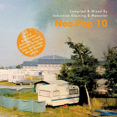 Album Art - Neo.Pop 10 (Compiled & Mixed by Sebastian Klausing & Møenster)