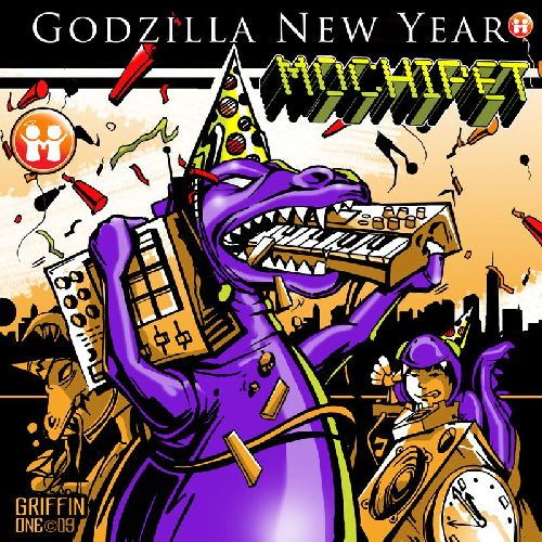 Album Art - Godzilla New Year