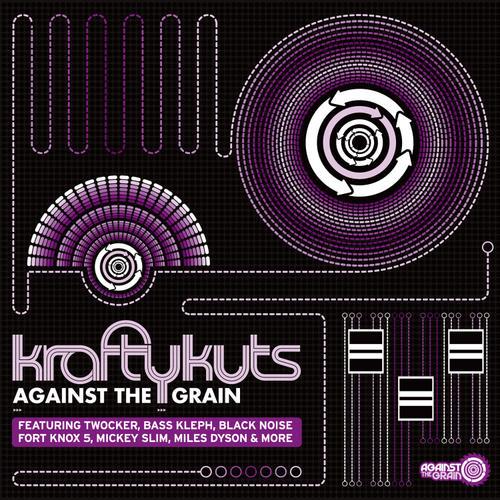 Album Art - Against The Grain - Krafty Kuts Re-Rubs
