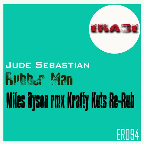 Album Art - Rubber Man (Miles Dyson Rmx-Krafty Kuts Re-Rub)