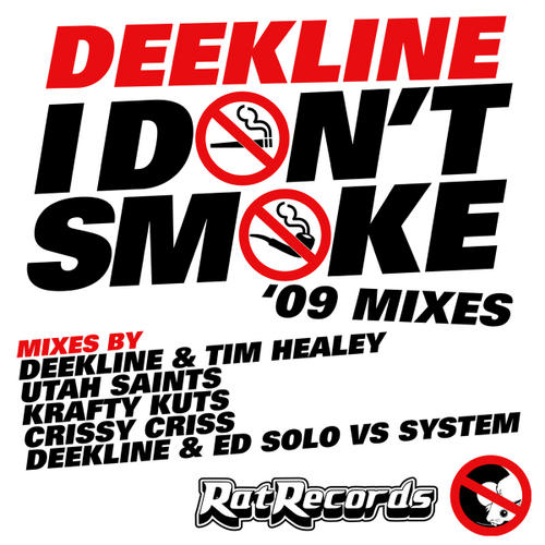 Album Art - I Don't Smoke ('09 Mixes)