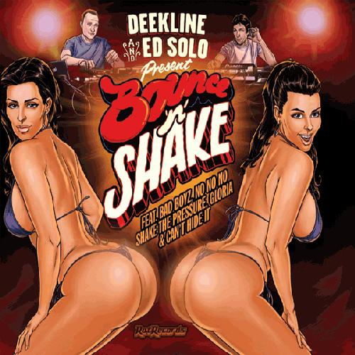 Album Art - Bounce N Shake