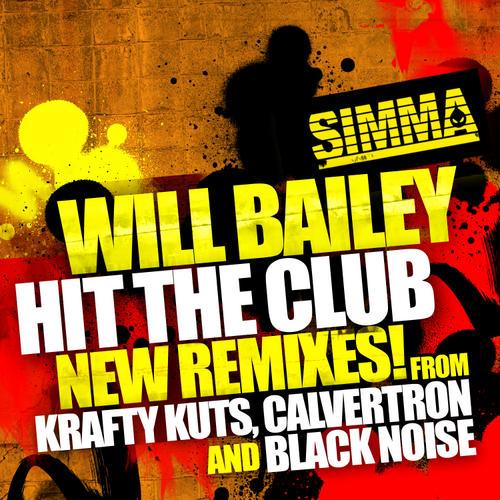 Album Art - Hit The Club - New Remixes!