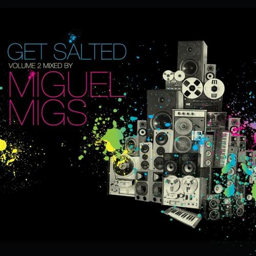 Album Art - Get Salted Volume 2 Mixed By Miguel Migs (Mixed)