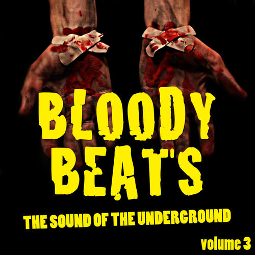 Album Art - Bloody Beats Volume 3