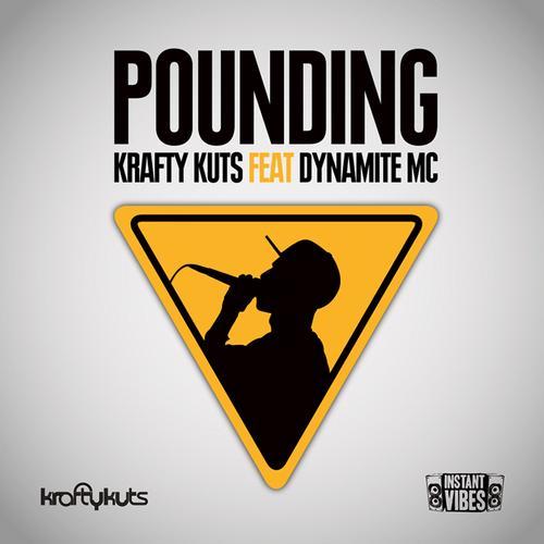 Album Art - Pounding (feat. Dynamite MC)