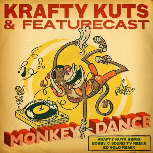 Album Art - Monkey Dance