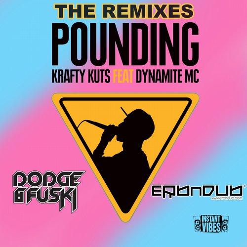 Album Art - Pounding (The Remixes)