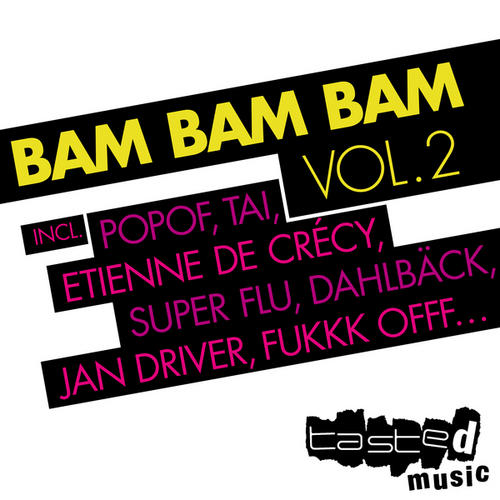 Album Art - TASTE/D Music Presents Bam Bam Bam Volume 2