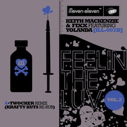 Album Art - Feelin' The Luv Volume 2