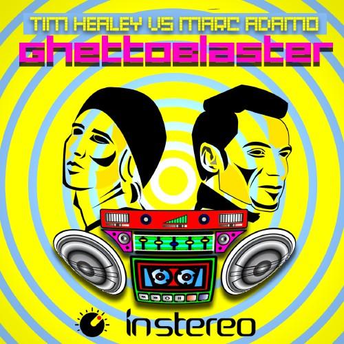 Album Art - Ghetto Blaster (Krafty Kuts Remix)