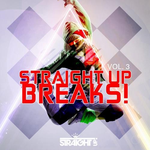 Album Art - Straight Up Breaks! Vol. 3