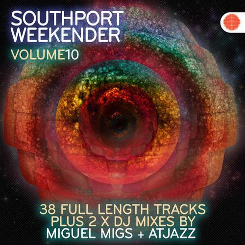 Album Art - Southport Weekender - Volume 10