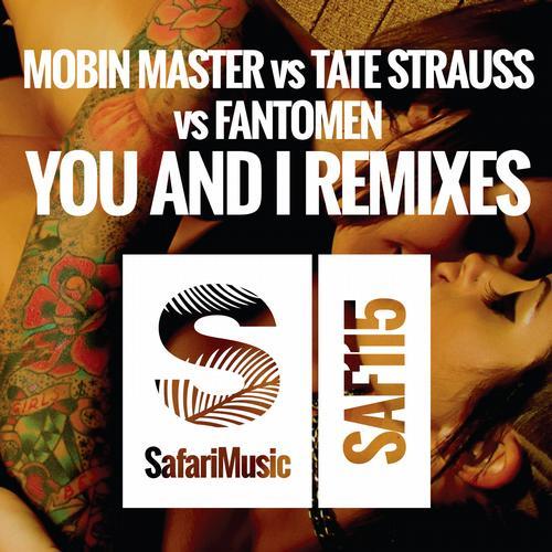 Album Art - You and I (Remixes)