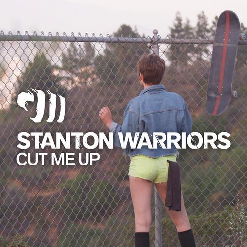 Album Art - Cut Me Up