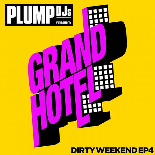 Album Art - Dirty Weekend EP4