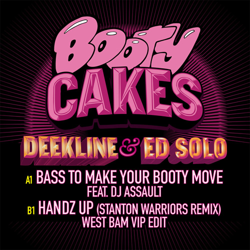Album Art - Bass To Make Your Booty Move