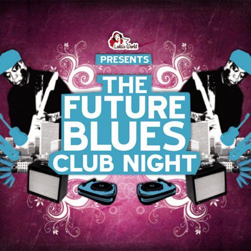 Album Art - The Future Blues Club Night - Part 1