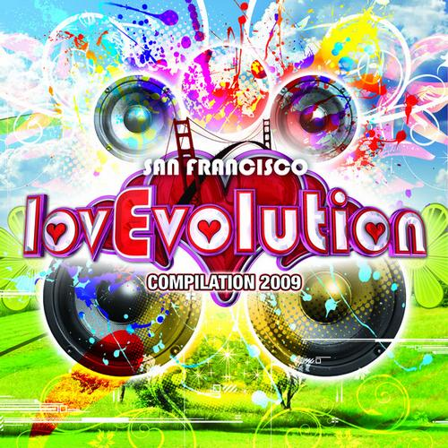 Album Art - LovEvolution