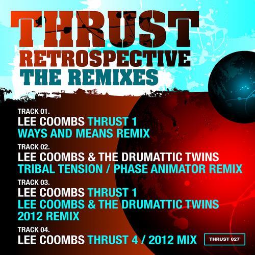 Album Art - Thrust Retrospective The Remixes