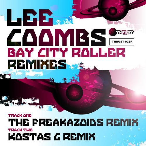Bay City Roller Remixes Album Art