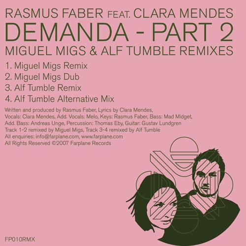 Album Art - Demanda feat. Clara Mendes (Remixes)