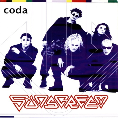 Album Art - Coda