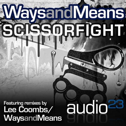 Album Art - Scissor Fight