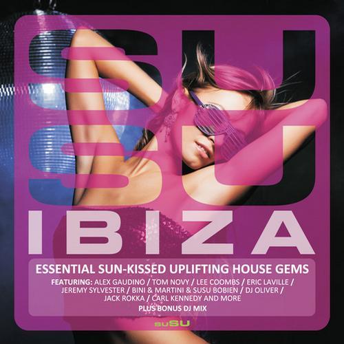 Album Art - suSU Ibiza 2012