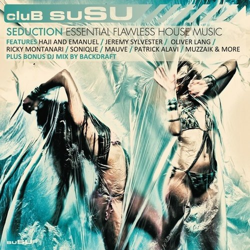 Album Art - suSu Seduction - Essential Flawless House Music
