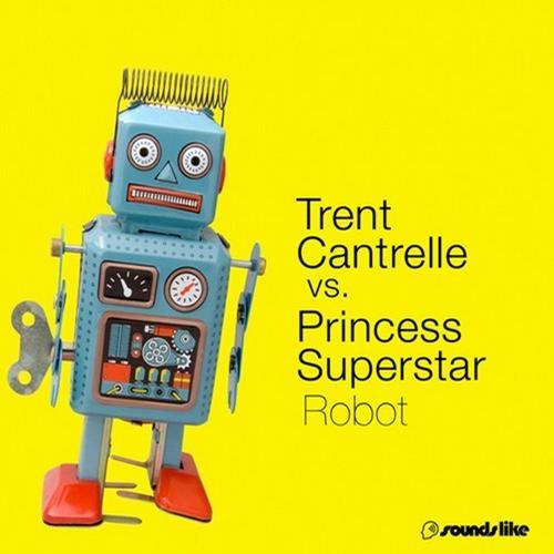 Album Art - Robot - Remixes