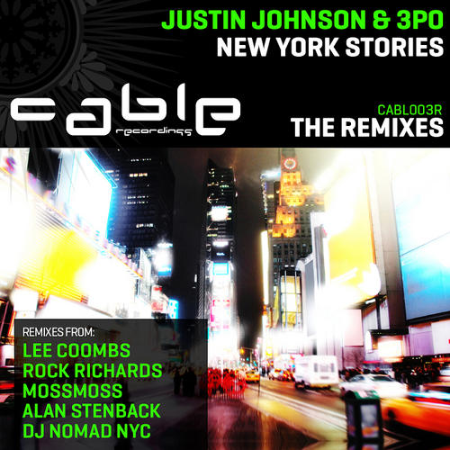 Album Art - New York Stories - The Remixes