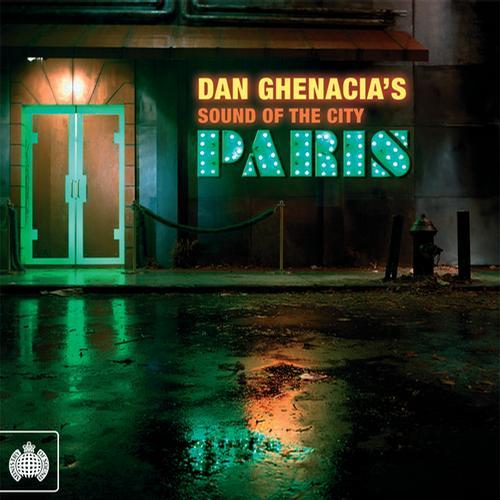 Album Art - Dan Ghenacia's Sound Of The City - Paris - Sampler