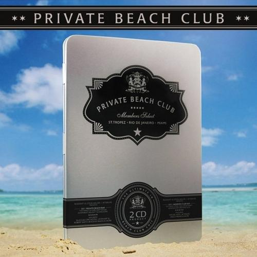 Album Art - Private Beach Club - By Afterlife