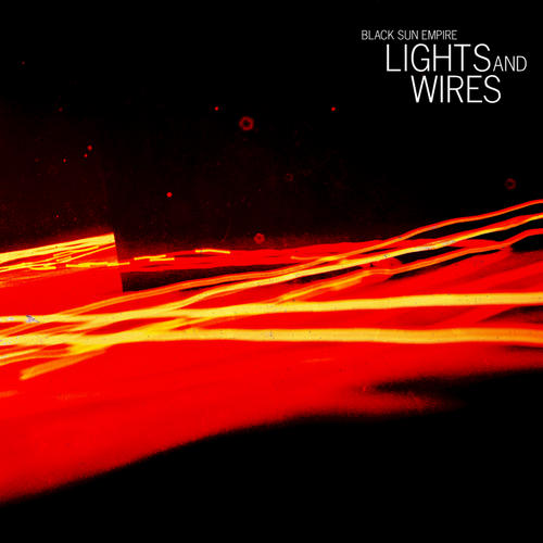 Lights And Wires - Dupstep EP Album Art