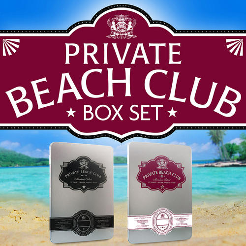 Album Art - Private Beach Club Box Set - By Afterlife