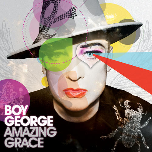 Album Art - Amazing Grace