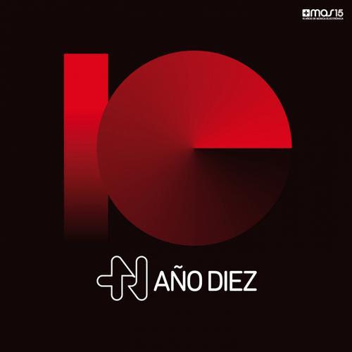 Mas Nescafe Año 10 Album Art