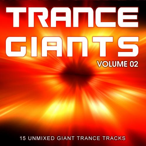 Album Art - Trance Giants - Volume 002