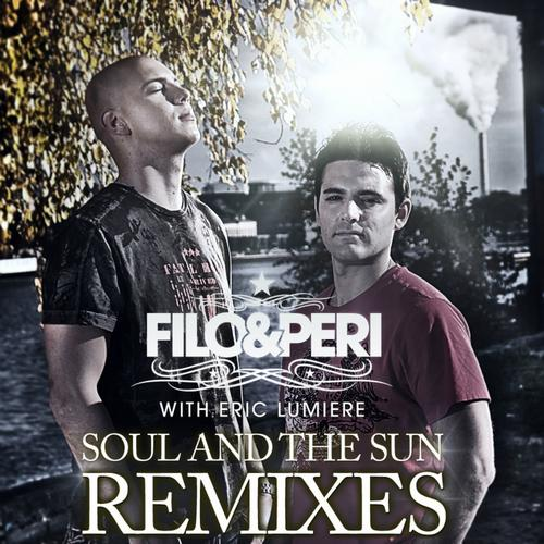 Album Art - Soul and the Sun Remixes