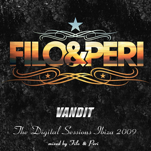 Album Art - Vandit The Digital Sessions Ibiza 2009