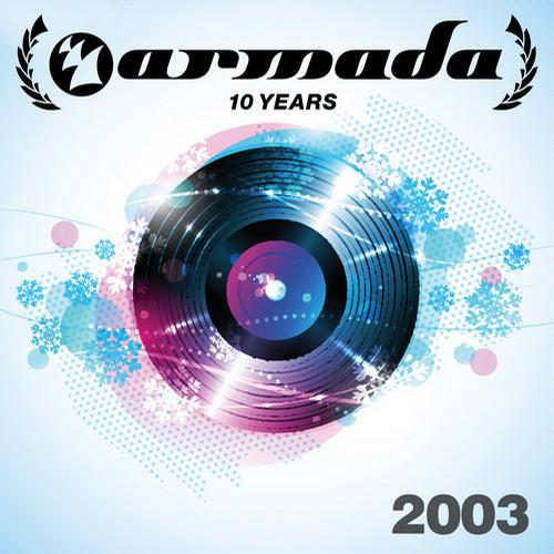 Album Art - 10 Years Armada: 2003