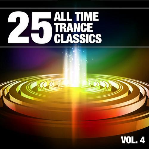 Album Art - 25 All Time Trance Classics, Vol. 4
